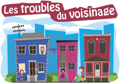 troubles voisinage